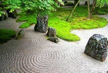 ZEN GARDENS / ,,,where silence sings a song with no sound at all,,,