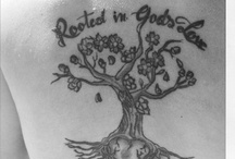Tattoos / I love that God has given me one body. I believe that the body is a blank canvas and tattoo's are the art!