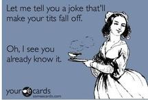 Humor. / ~Laughter penetrates my sorrow~ / by Lea Noelle
