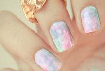 Nails. / ~My strongest weakness~ / by Lea Noelle