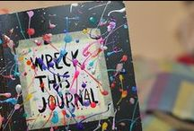 Wreck this Journal / by Audra Nightingale