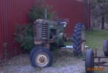 Tractors and Farm Stuff / by Spencer Sholly RT(R)(ARRT)