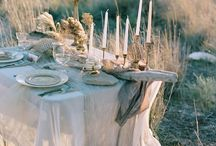 Wedding Reception Styling / Wedding inspiration for every bride to style beautiful wedding receptions and celebrations of love. / by Jonathan David