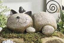 sticks,stones, shells & gems / rocks, designs, sea shells, art,