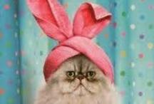 Celebrate Easter & Spring / Easter, spring decorations,  fun Easter food, Easter Eggs Celebrate Spring