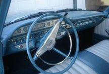 Automotive Interiors / by Spencer Sholly RT(R)(ARRT)