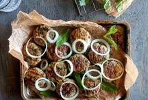 MEAT & SEAFOOD / Recipes with chicken, lamb, fish.
