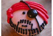 Yum! Bake cupcakes & muffins / #cupcakes, # muffins, #holiday cupcakes, #seasonal baking