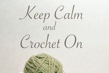 Crafts & DIY - Knit & Crochet / by Jooli Khoo
