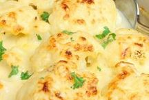 Easy Side Dishes / Anything to accompany the main meal,