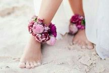 Beach Wedding / Gorgeous wedding inspiration for your relaxed, beach wedding. / by Jonathan David