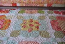 Long Arm Quilting Inspiration / Designs I'd like to try using my long arm quilt machine.