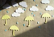 Event Theme: Spring Showers Baby Shower / Ideas for a rain / spring baby shower theme. / by eatabel by isobel