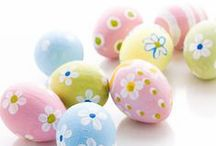 Ideen zu Ostern / Viele schöne Oster-Dinge. Nagel-Design, Deko-Tipps, Yankee Candles und vieles, vieles mehr.