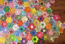 Patchwork and Quilting / by Audra Nightingale