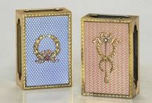Vintage Beautiful Cigarette Cases... / Cases / by Jackie O'Dell