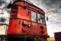 Trains, Train Trestles, Rail Cars and Train Tracks...<3... / Transportation... / by Jackie O'Dell