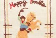 cowgirls, cowboys, cowboy kids / Cowboys, cowgirls, western decorating, kids cowboy