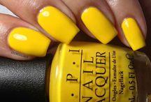 Glamorous Nail Polish Colors / Adorable nail polish that I love!