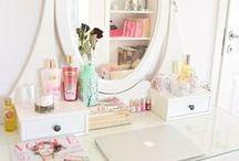 Kosmetik verstauen