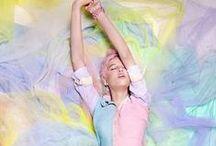 Pastell - eine zarte Liebe