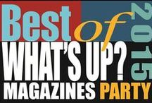 Best of Party 2015: FOOD! / Look who's serving their finest fare at our Best of Party on June 25! Come celebrate from 6-9pm at the Loews Annapolis Hotel - buy your tickets TODAY!  http://www.whatsupmag.com/2015/04/24/67194/best-of-party-2015 / by What's Up? Magazine