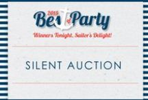Best of Party 2015: Silent Auction / A preview of Silent Auction items featured at the Best of Party on June 25.   *images may not be of actual auction items / by What's Up? Magazine