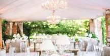Classic + Elegant Wedding Theme / Details for a classic-inspired wedding.