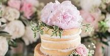 Wedding Cakes / Inspiration for wedding cakes and dessert.