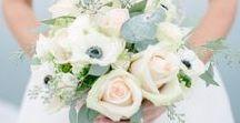 Wedding Floral Design / Wedding centerpieces and floral design.