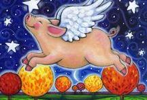 theTRIUMPH of FLYING pigs / by A.R.T.K.I.T.E.K.T.U.R