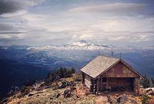 Oregon - Central Oregon / Bend, Redmond, Sisters, Prineville, John Day, Painted Hills,  The Dalles, Pendelton, Maupin,