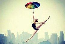 Let´s DANCE / - especialmente dedicado á Telma, que queria ser bailarina quando fosse grande... - e agora que é grande, queria ser pequenina...