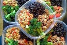 Weekly Meal Prep Ideas / Meal prep, meal prepping, meal preparation, healthy eating, healthy food, diet, dieting, wellness, healthy, crock pot, slow cooker, crockpot