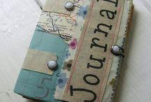 Handmade Books, Planners,Journals , Art Journals and Junk Journals