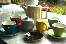 Tea Party. / by Fiona Martin