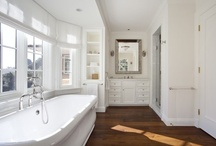 Bathrooms / by Holly Ehlenfeldt Stockman