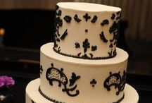 Wedding Cakes [made by us @ Yum Bunnies]