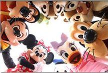 I ♥ Disneyland / (and Disney World!!) / by Pam Clark