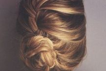 Hair Things / by Lindsey Dulla