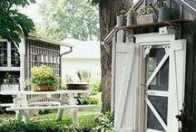 Gardens + Outdoor Spaces