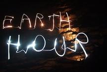 Waiting for Earth Hour 2012 / Aspettando l'ora della terra del 31 marzo, news dalle rete su ecosostenibilità e ambiente / by Coin