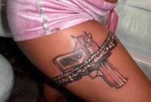 Tattoos&Piercings! / by Jackie Valentin