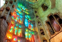 Gaudi / by Eva Miller of KapKaDesign