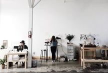 Studio   Interiors Inspiration / all the hopes and dreams of a little business girl