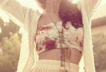 Fashion / Fashion trends that I Loooooove <3 / by Joyce Mostrales