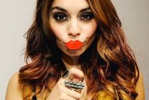 Vanessa Hudgens / She is MY IDOL and MY INSPIRATION. I will ALWAYS be a fan of her.  / by Joyce Mostrales