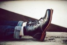 Shoes and Boots. / For the hoof. / by Fiona Martin