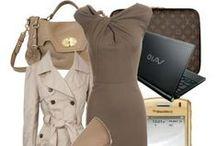 My Style/Fashionista  / by Rhonda Merritt-Quador
