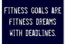 Fitness Plan / by Rhonda Merritt-Quador